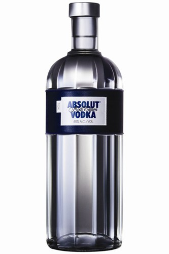 Absolut Mode Vodka 1 Liter Limited Edition - Vodka Haus