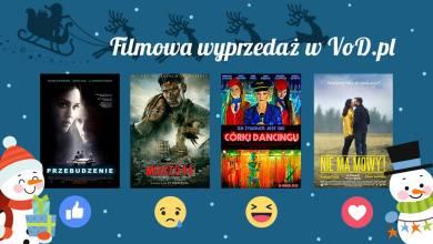 Photo of Wyprzedaż na VOD.pl trwa. Przyznaj rabat dla wybranego filmu