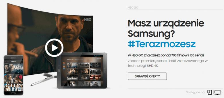 Photo of Samsung: Wymień stary telewizor na abonament w HBO GO