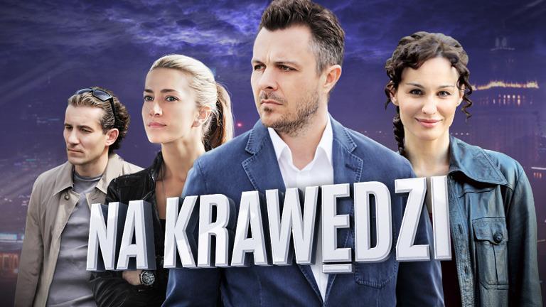 """Photo of Pierwszy polski serial dla seryjnych oglądaczy """"Na krawędzi"""""""