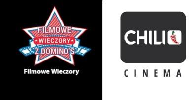 Promocja w Domino's Pizza na filmowe wieczory w serwisie Chili Cinema