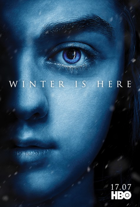 Gra o Tron - Siódmy sezon - Plakat - Ayra