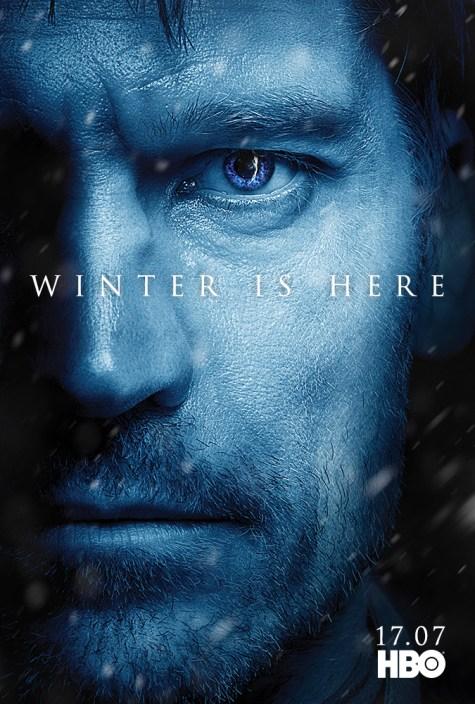 Gra o Tron - Siódmy sezon - Plakat - Jamie
