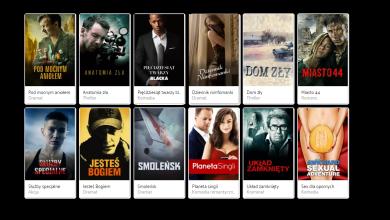 ShowMax, filmy, polskie filmy