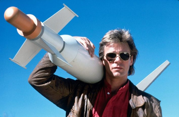 Film, Serial, MacGyver