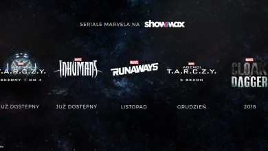 Showmax, Marvel, Inhumans, Agenci TARCZY