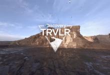 Discovery Trvlr, Google, serial VR