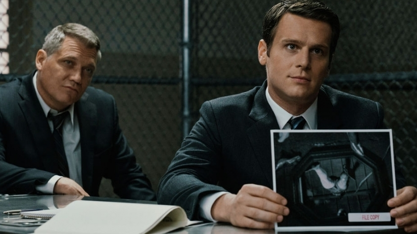 "Screen z serialu ""Mindhunter"" od Netfliksa"