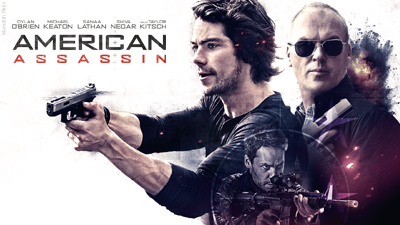 American Assassin na platformie Cineman VOD