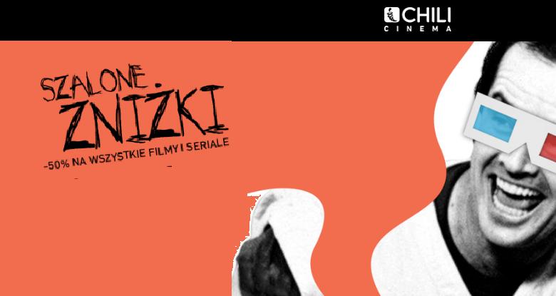 Chili Cinema, kod promocyjny, rabat, filmy, seriale