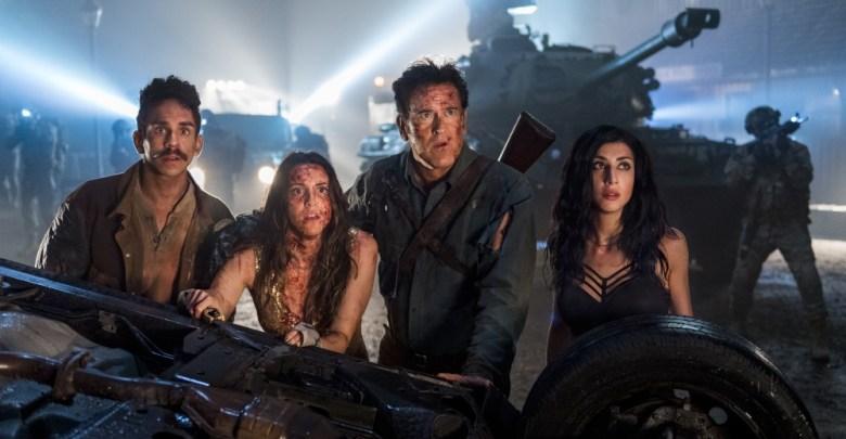 Ash kontra martwe zło 3, HBO GO