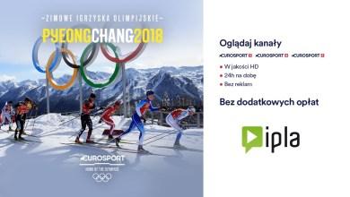 Photo of IPLA: Igrzyska Olimpijskie z kanałami Eurosport bez dodatkowych opłat
