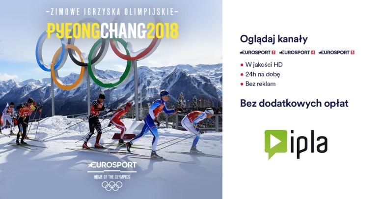 Igrzyska Olimpijskie, Eurosport, IPLA