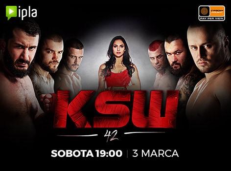 IPLA, KSW 42, Mamed Khalidov, Tomasz Narkun