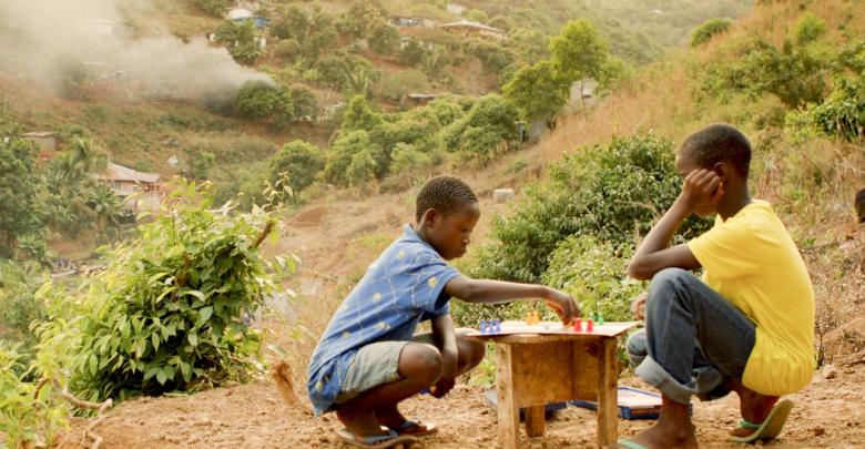 HBO GO, filmy dokumentalne, ebola, notatki z terenu