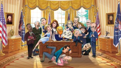 Prezydent z kreskówki, Our Cartoon President, HBO GO