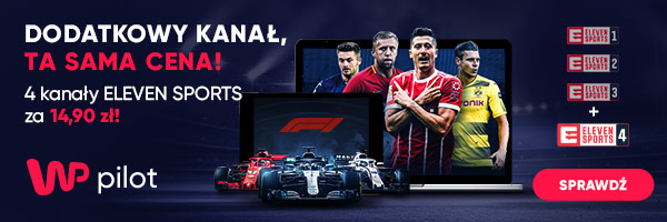 Eleven Sports 4 na platformie WP PIlot