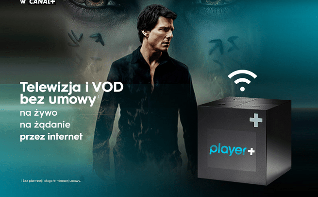 Player.pl, Player+, Player+ BOX, nc+, Canal+