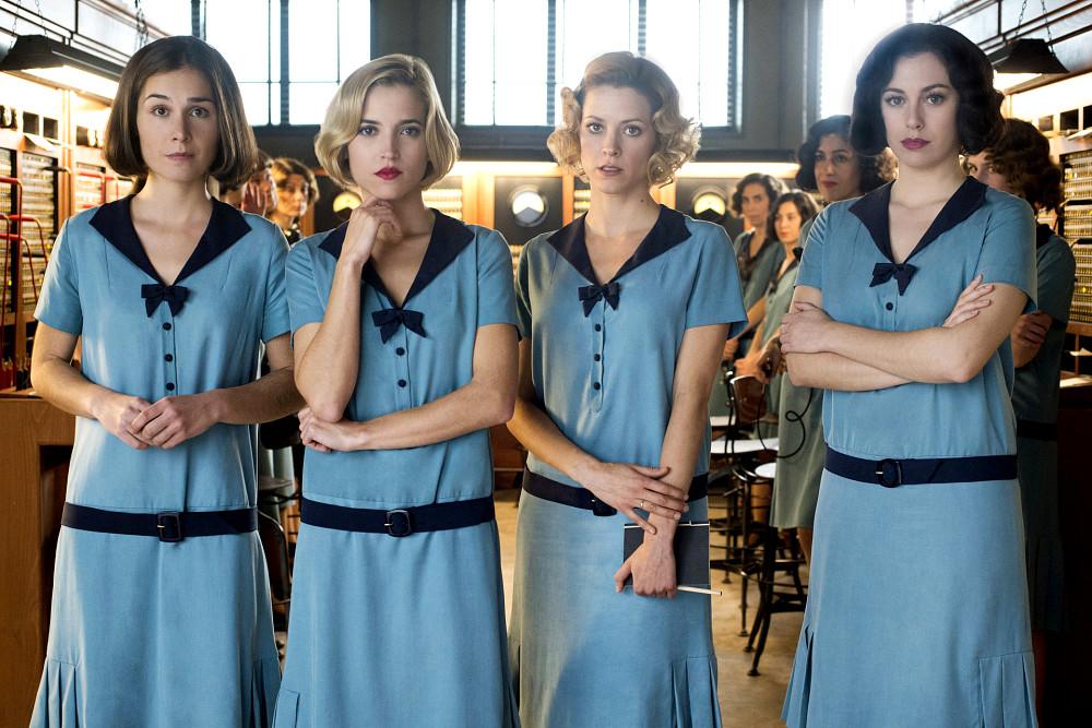 "Trzeci sezon serialu ""Telefonistki"" na platformie Netflix"