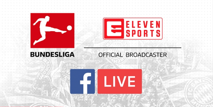 Eleven Sports, Bundesliga za darmo, Facebook