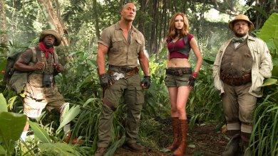 HBO GO, Jumanji Przygoda w dżungli, Annabelle Narodziły zła, Wielka Szóstka