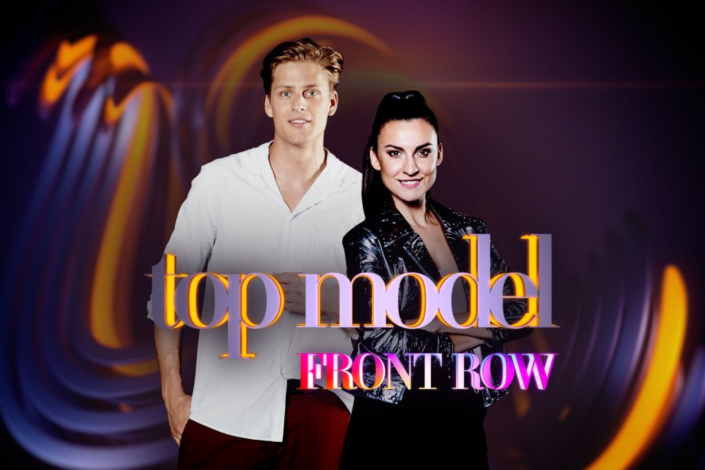 Top Model. Front row w serwisie Player.pl
