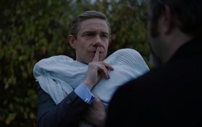 """Martin Freeman w najlepszym horrorze """"Przebudzenie dusz"""""""