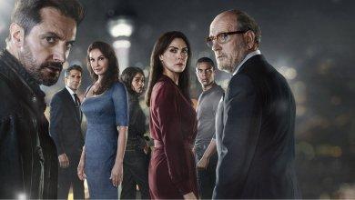 Stacjs Berlin, Trzeci sezon, HBO GO