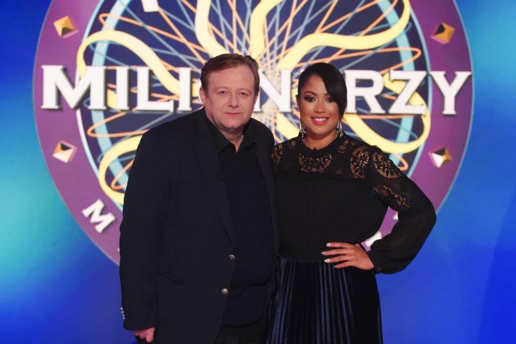 """Patricia Kazadi oraz Olaf Lubaszenko w """"Milionerach"""" także w serwisie Player.pl"""