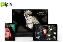 IPLA, Zimna wojna, Filmy VOD, Whitney Houston