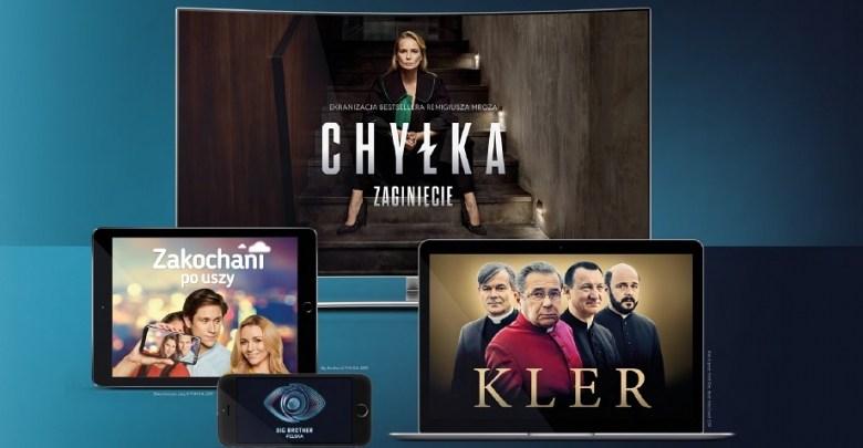 Player, ramówka wiosenna 2019, Szóstka, Zakochani po uszy, Chyłka, Big Brother, Kler
