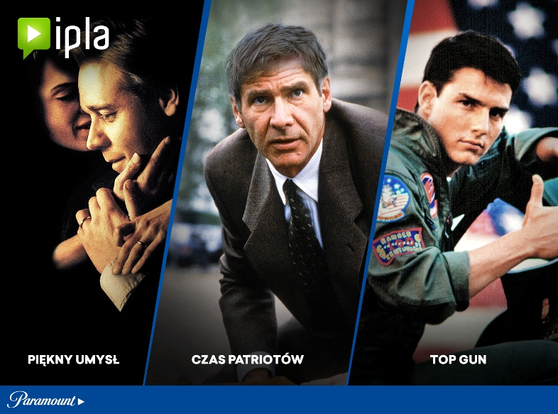 Paramount Play w internetowej telewizji IPLA