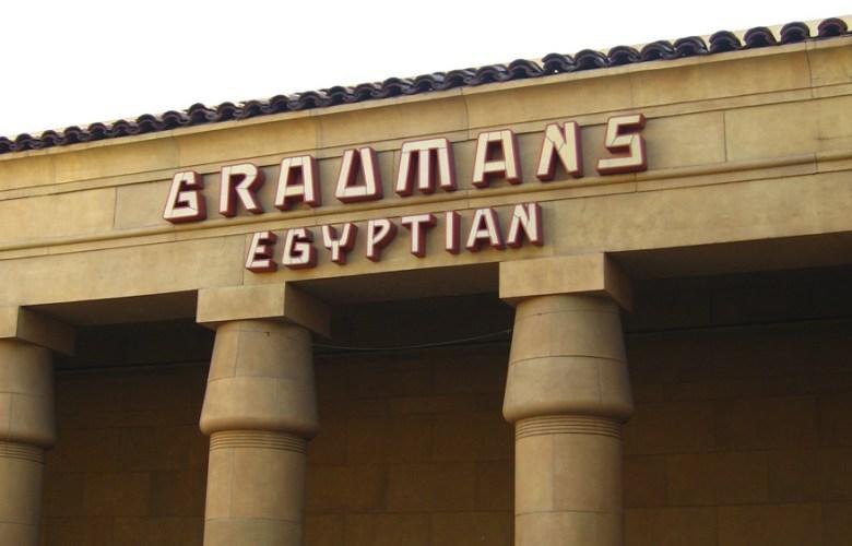 Kino Egyptian Theatre, Netflix, Magazyn Wide, Netflix prasa, Netflix kino