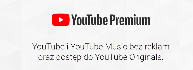 YouTube Premium zawiera w pakiecie także YouTube Music