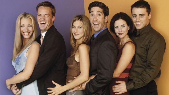"""Serial """"Przyjaciele"""" znikną z serwisu Netflix"""