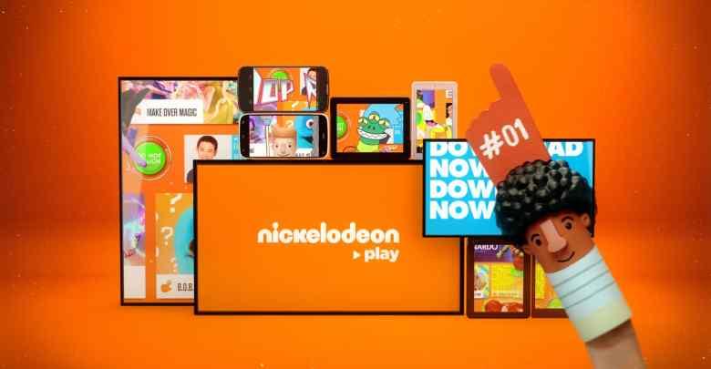 Aplikacja Nickelodeon Play w serwisie Play Now TV BOX
