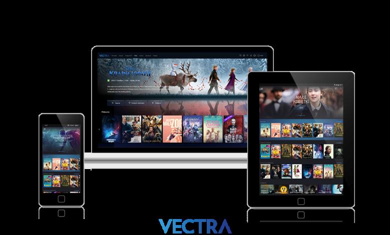 Oferta VOD teraz także w odświeżonym serwisie TV Online od Vectry