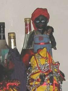 ezili danto erzulie dantor spirit doll