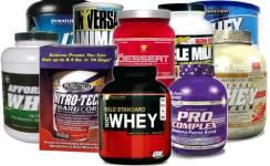 meest gebruikte supplementen bij fitness