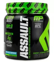 assault beste pre-workout boosters