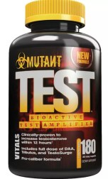mutant test beste testosteron booster