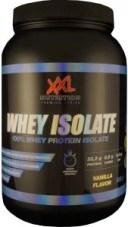 whey isolate xxl nutrition