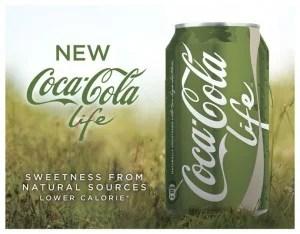 coca-cola life gezond?