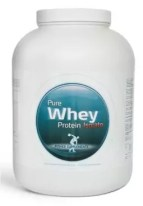 Pure whey isolaat power supplements