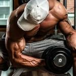 Concentration Curl voor het isoleren van je biceps