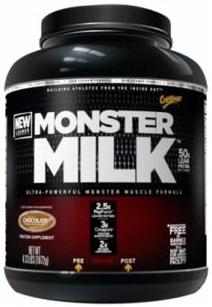 monster milk cytosport
