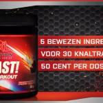 Blast! Pre Workout review - XXL Nutrition