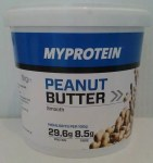 Myprotein peanut butter review