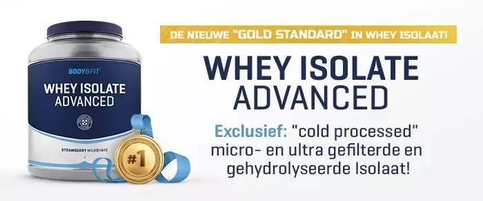 whey isolaat advanced body en fitshop