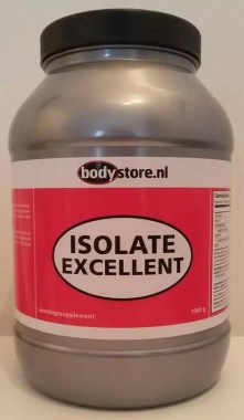 Bodystore Isolate Excellent